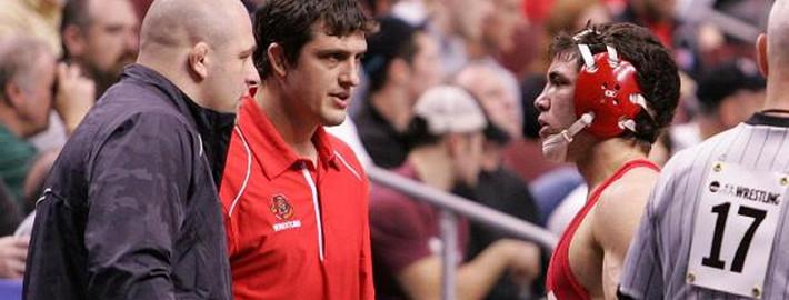 Head Coach Jeremy Spates