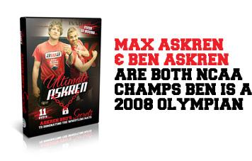 Ultimate Askren DVD Set
