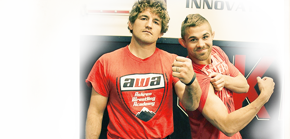 The Askren bros