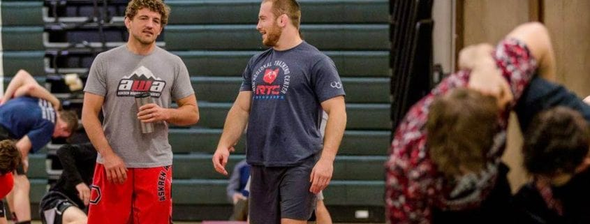 wrestling academy wisconsin fall