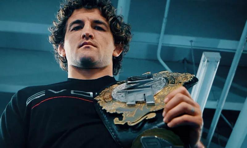 ben askren ufc bellator world champion