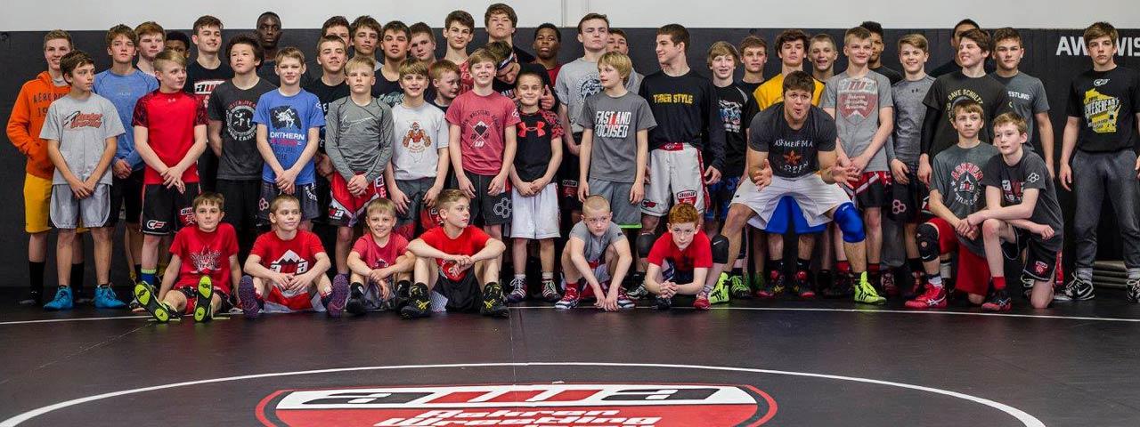 best wrestling academy hartland