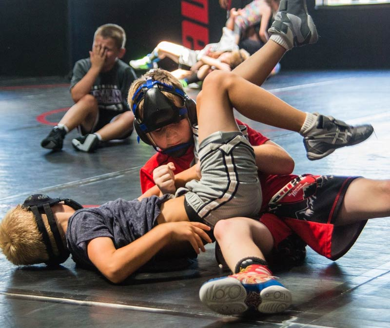 youth mequon wrestling academy