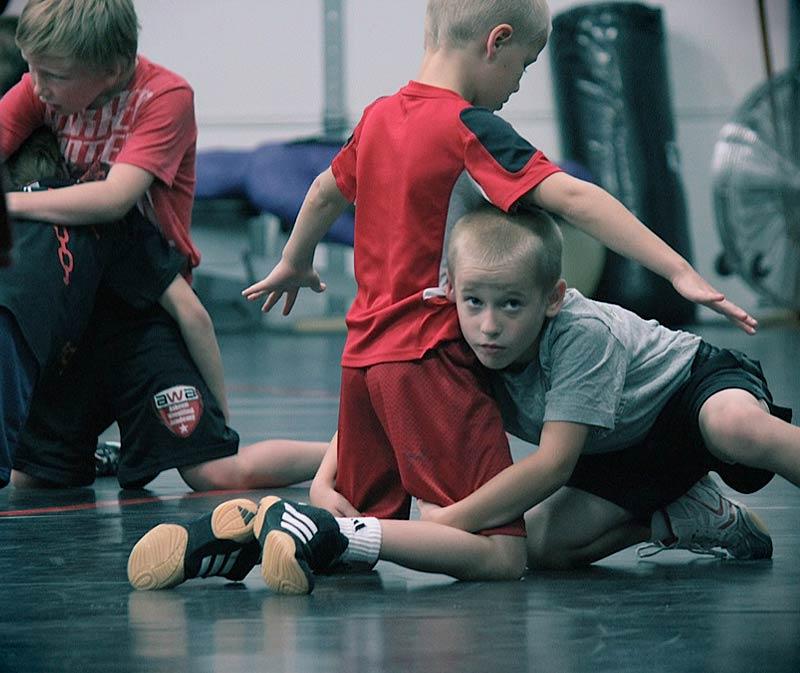 youth wrestling hartland